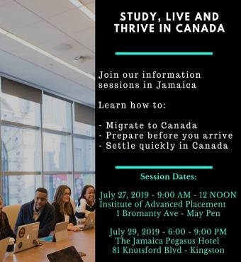 Welcome to Canada Immigration Information Session - Kingston