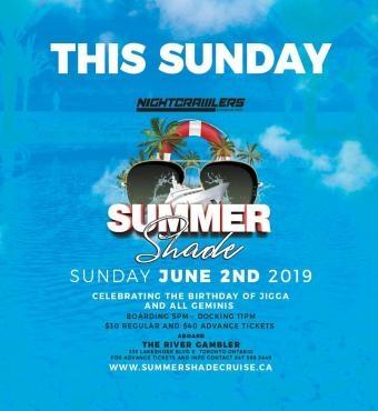 SUMMER SHADES 2019