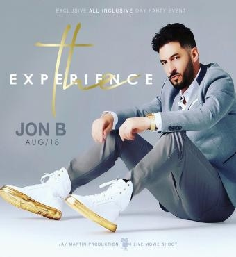 The Experience Ft. Jon B