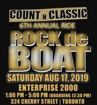 Rock De Boat - 6th Annual Ride