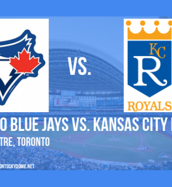 Toronto Blue Jays vs. Kansas City Royals - 1 Jul