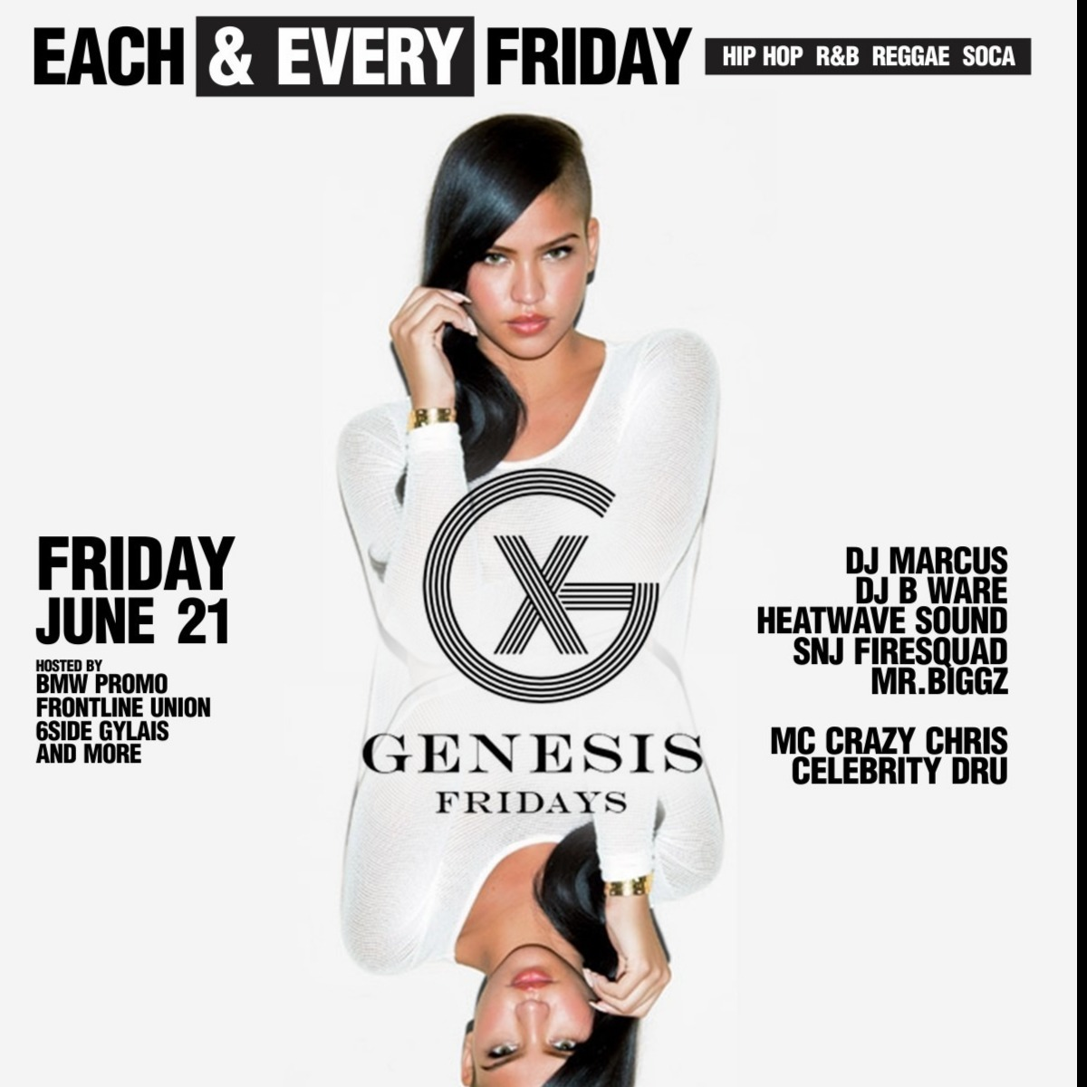 Genesis Fridays @Boss Club