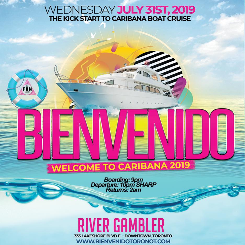 BIENVENIDO - Welcome To Caribana 2019