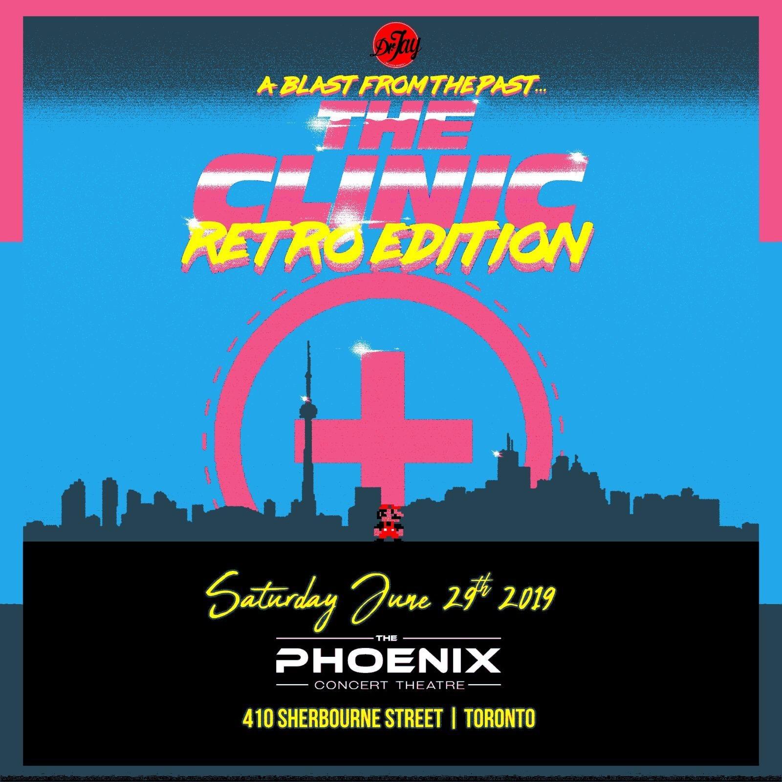 The Clinic - Retro Edition