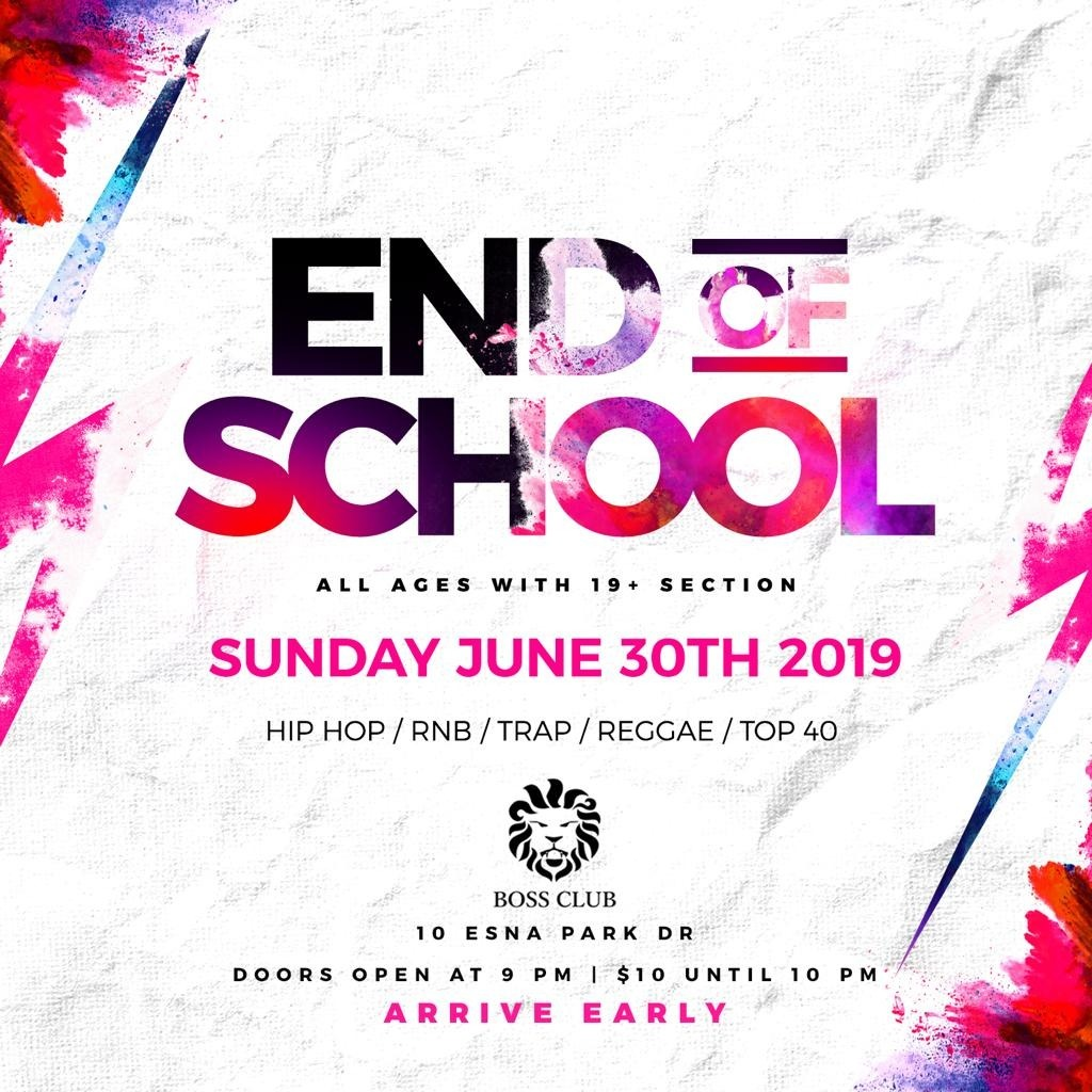 End of School 2019