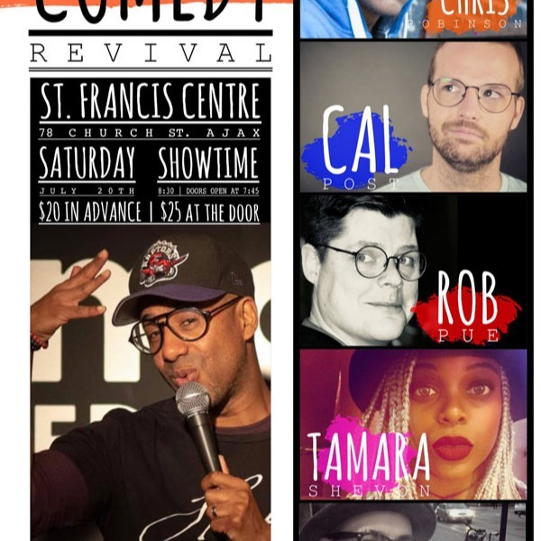 Comedy Revival - July 20th