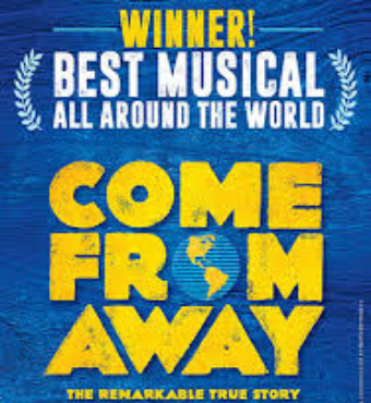 Come From Away Musical In Toronto 3 August 2019 | Tickets