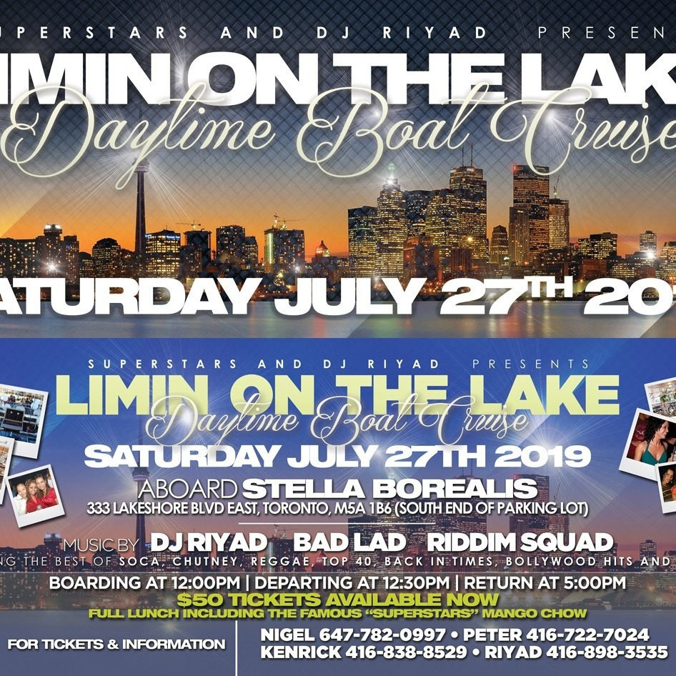 Limin On The Lake - Day Time Boat Cruise