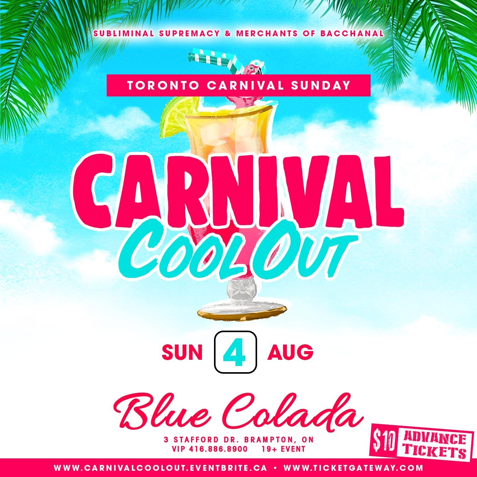 CARNIVAL COOLOUT