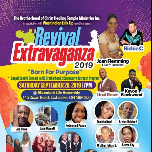 Revival Extravaganza 2019