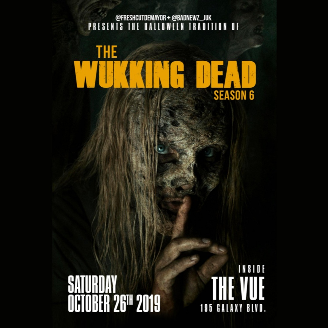 THE WUKKING DEAD 2019
