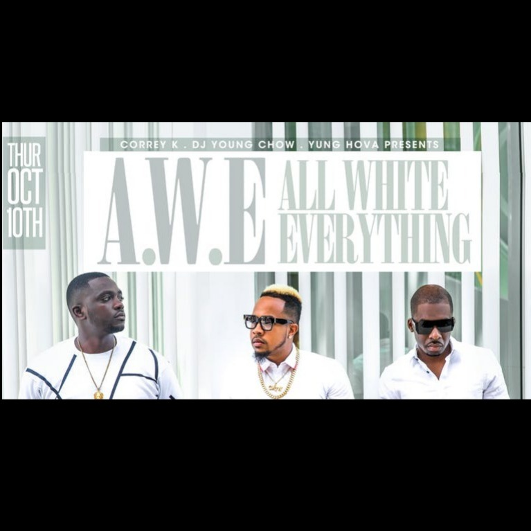 ALL WHITE EVERYTHING Miami Carnival 2019 | Tickets 10 Oct