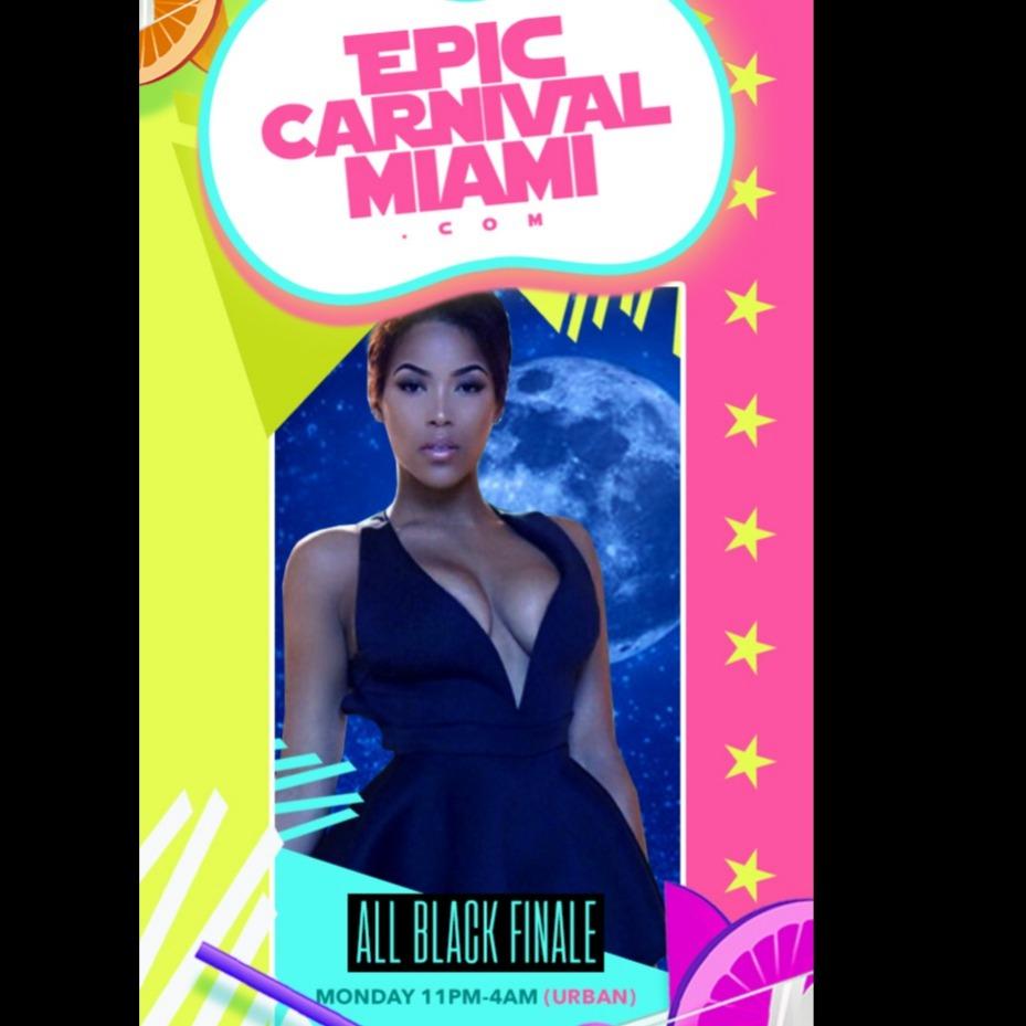 All Black Finale Miami Carnival 2019   Tickets 14 Oct