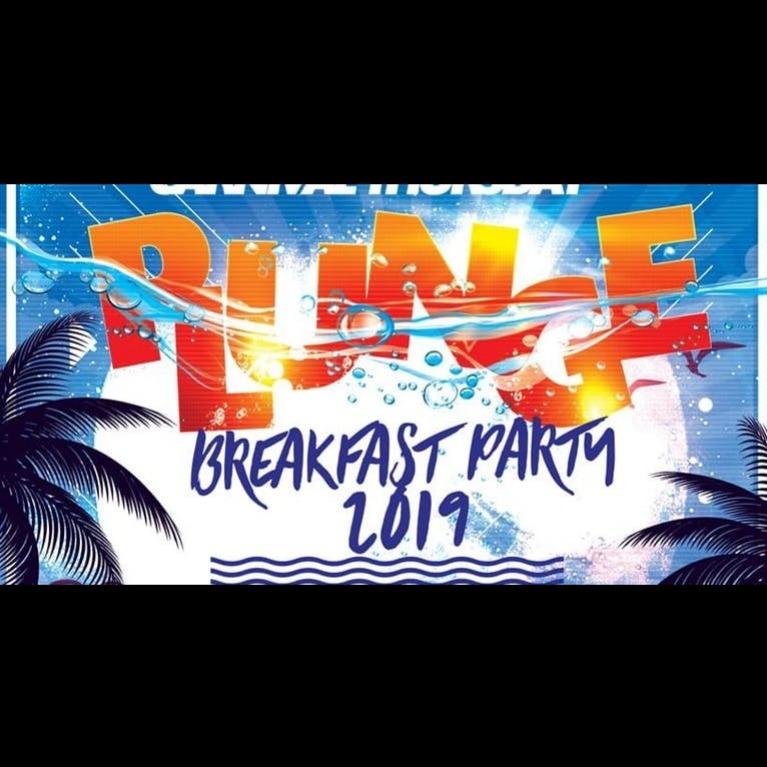 Plunge Miami Carnival Breakfast Fete 2019   Tickets  10 Oct