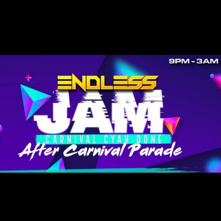 Endless Jam Fete Carnival Cyah Done 2019 |  Tickets 13 Oct