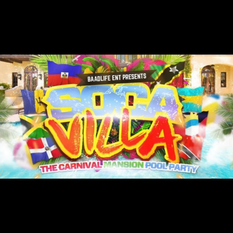 Soca Villa The Miami Carnival Mansion Pool Party 2019 | Tickets Fri 11 Oct