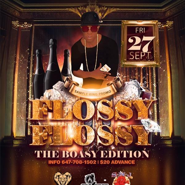 Flossy Flossy - The Boasy Edition