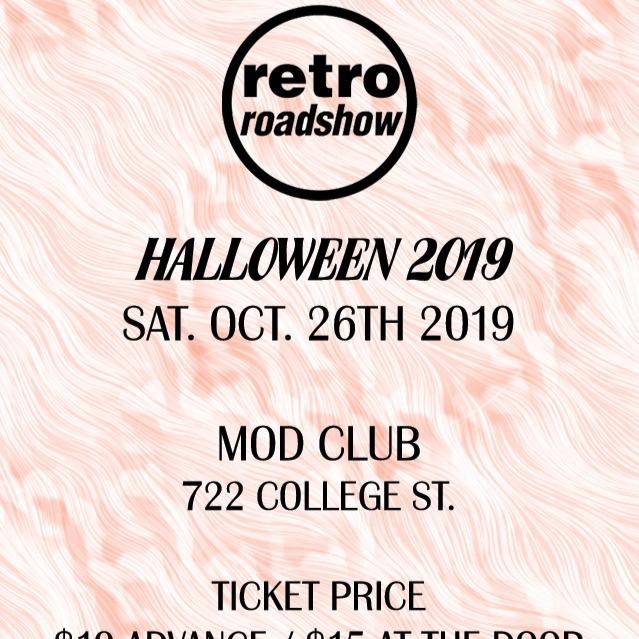 Retro Roadshow - Halloween 2019