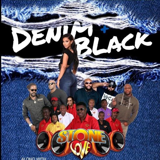 Denim + Black - Thanksgiving Weekend