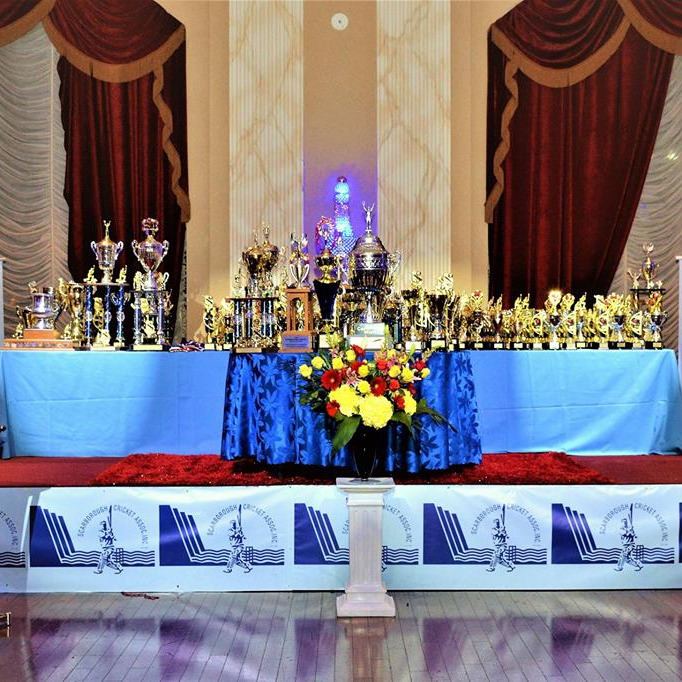 Scarborough Cricket Association 39th Annual Presentation & Gala