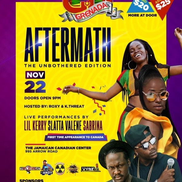 Aftermath - Lil Kerry , Slatta , Valene Nedd