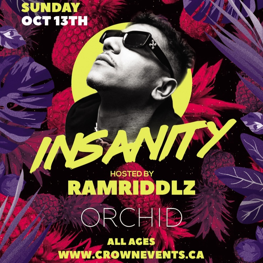 Insanity 2019 with Ramriddlz