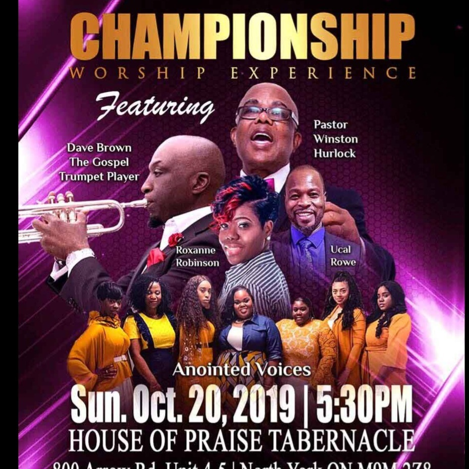 Championship Worship Experience