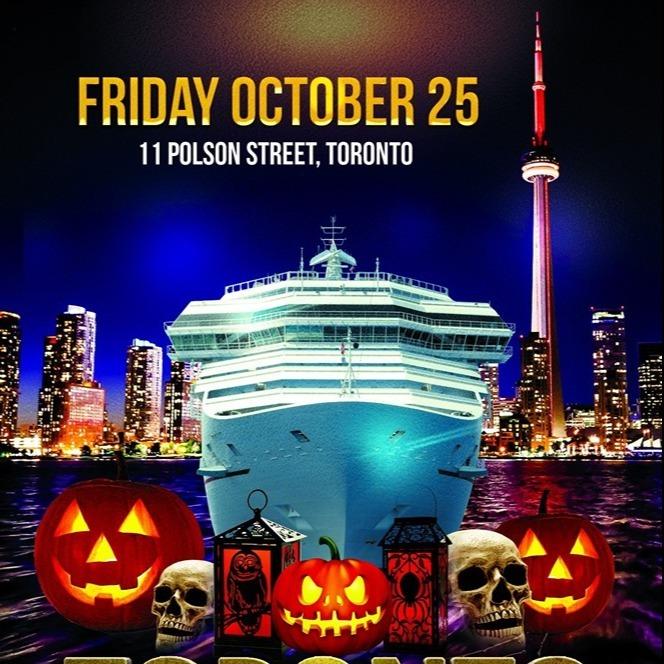 Halloween Friday Booze Cruise