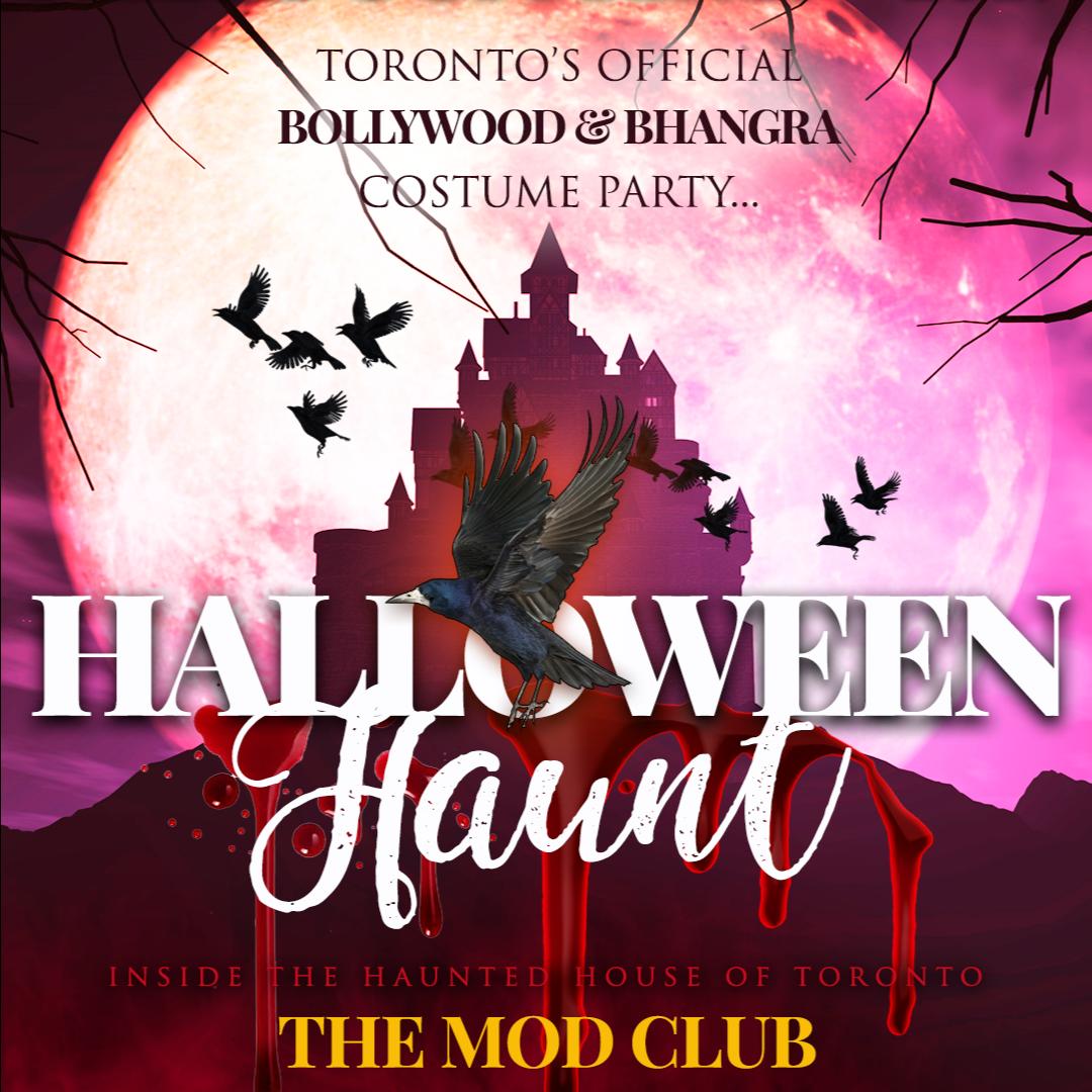 HALLOWEEN HAUNT: Bollywood & Bhangra Halloween Costume Party