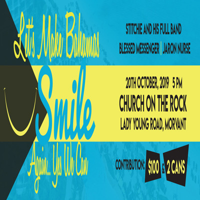 Let's Make Bahamas Smile Again...Yes we CAN