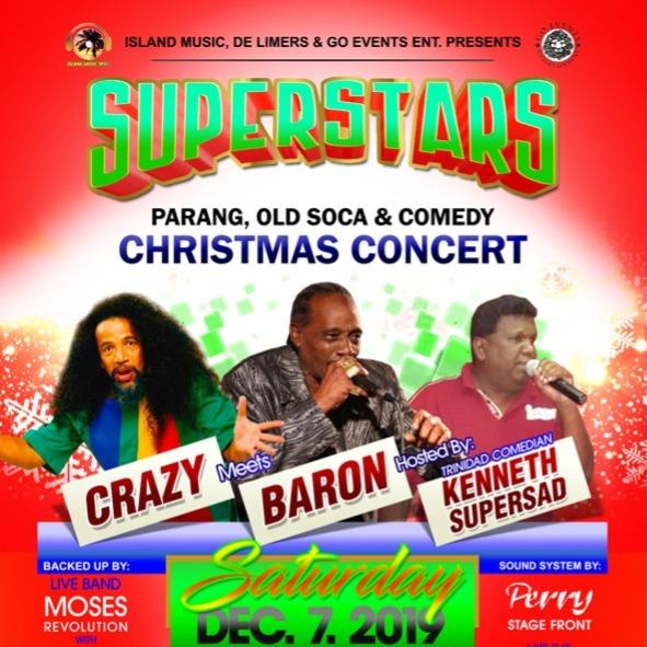 Superstars - Christmas Concert