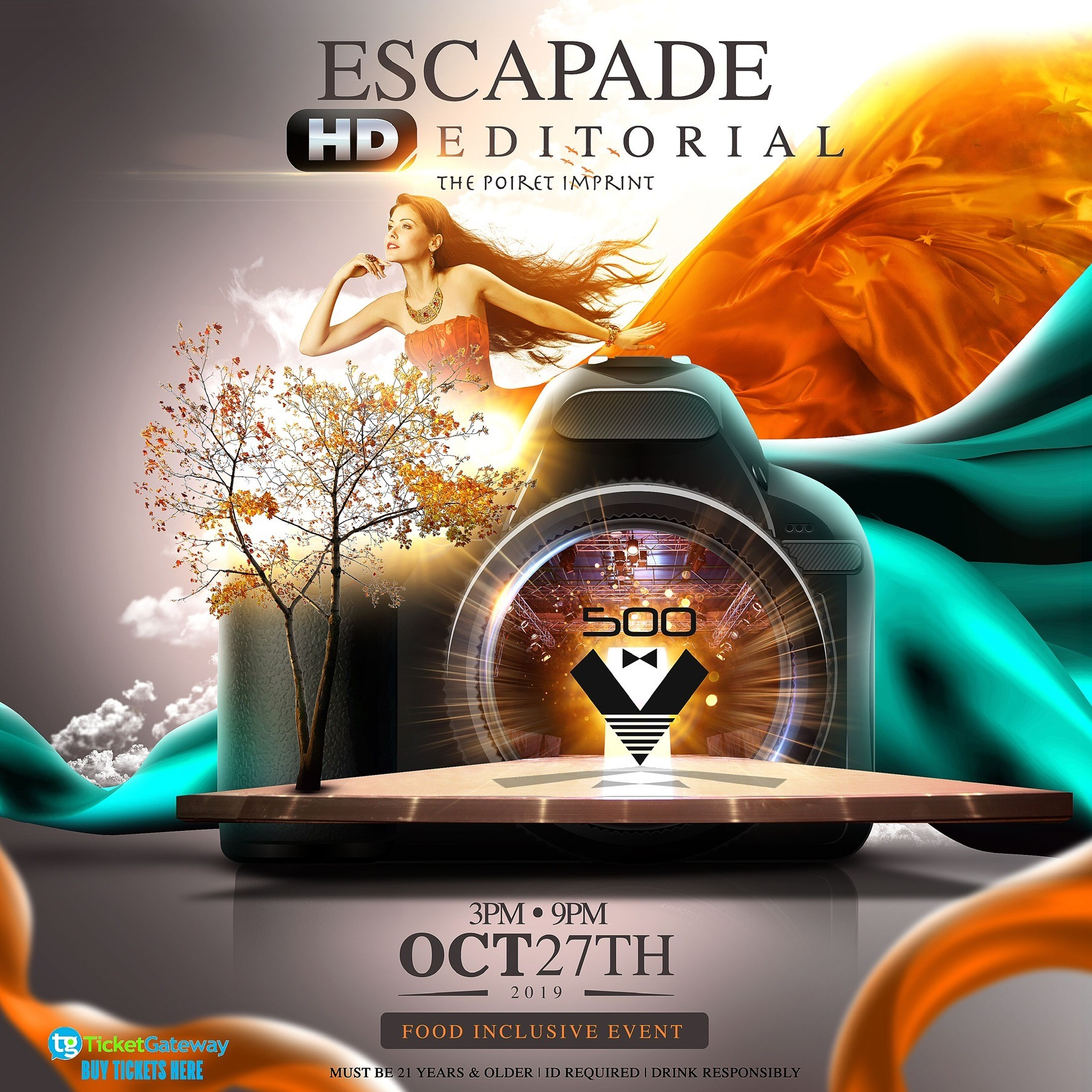 Escapade HD EDITORIAL