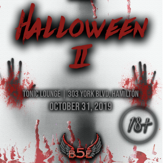 B5E Presents: Halloween II