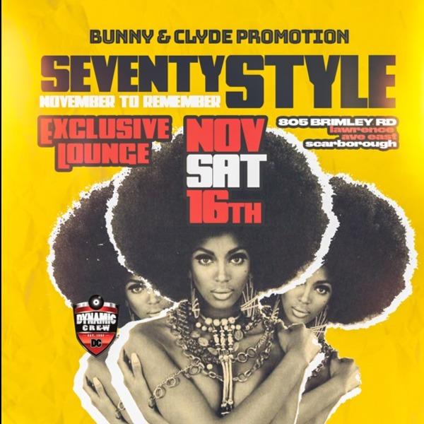 Seventy Style - November to Remember