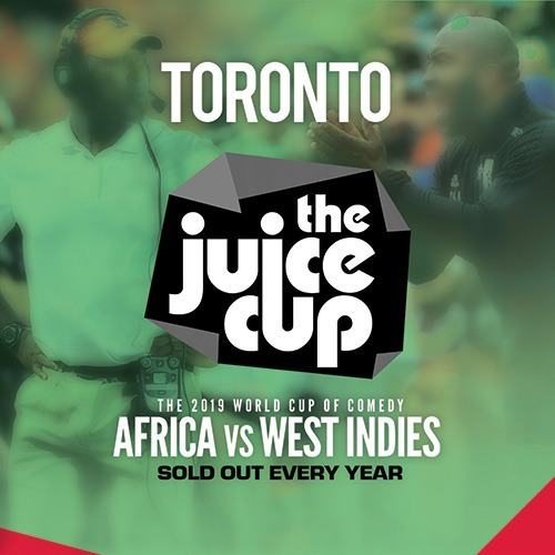 The JUICE Cup: Africa Vs West Indies (Toronto)