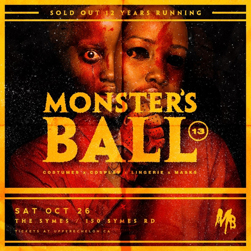 MONSTERS BALL 13