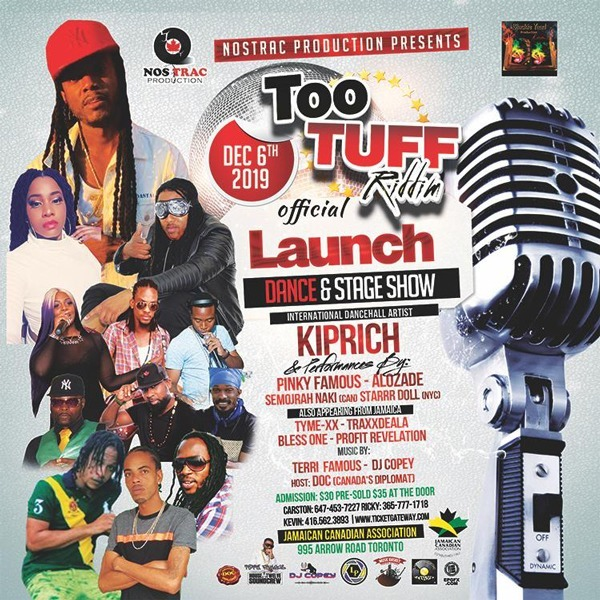 Too Tuff - Official Launch - Dance and Stage Show