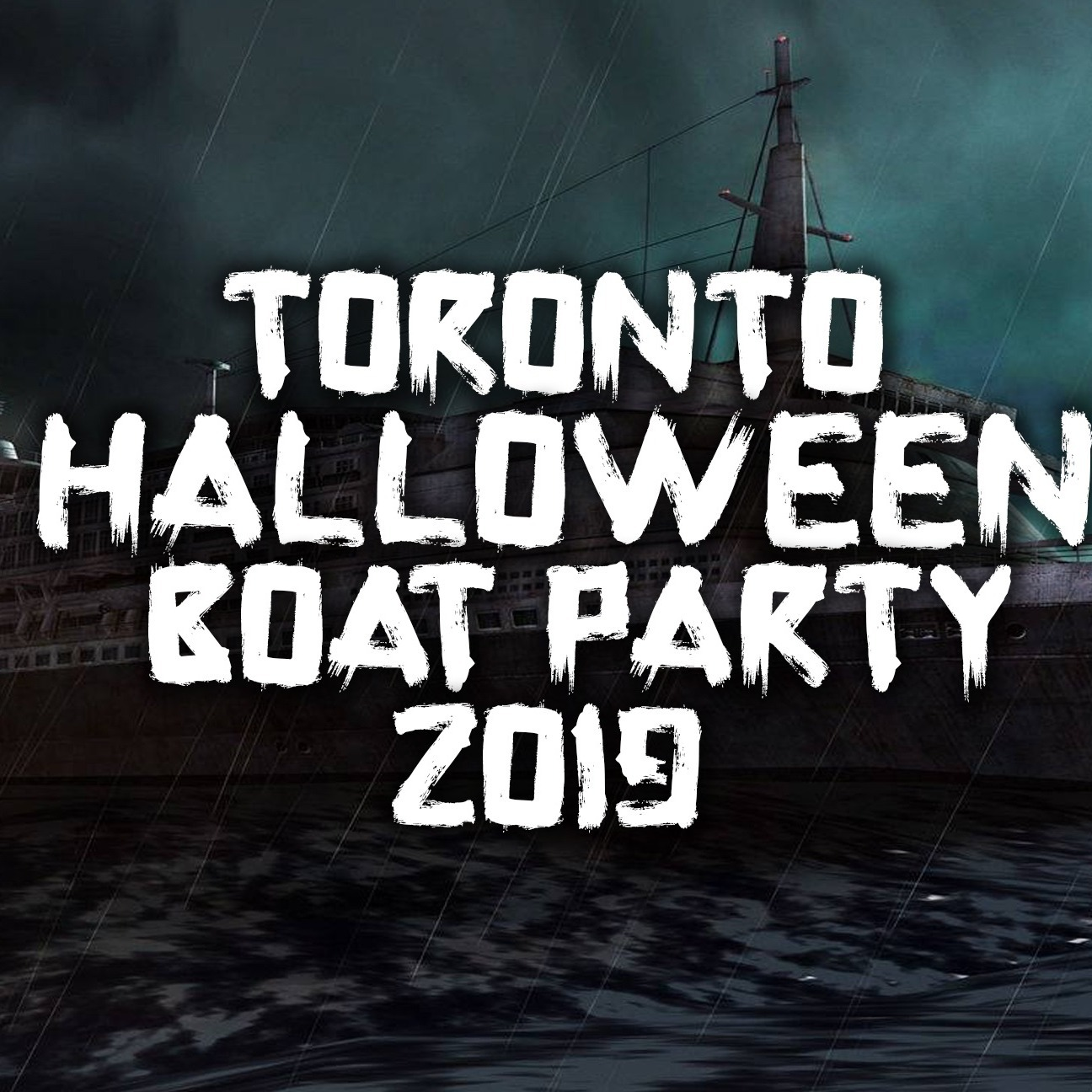 TORONTO HALLOWEEN BOAT PARTY 2019 | THURSDAY OCT 31ST (OFFICIAL PAGE)