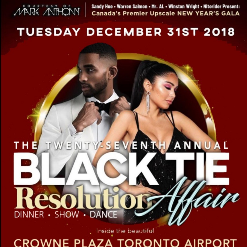 Black Tie Resolution Affair