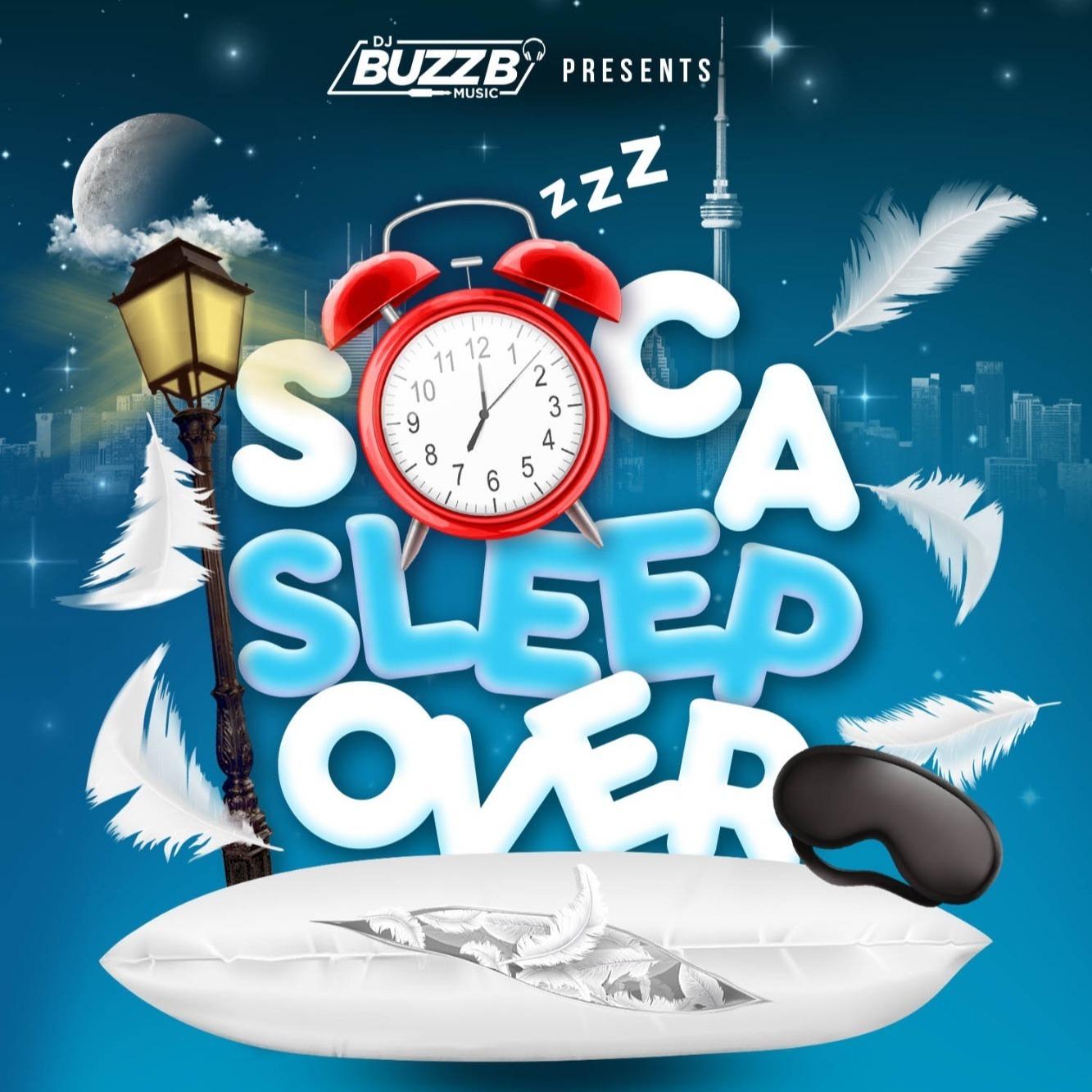 SOCA SLEEP OVER - #SSO2019