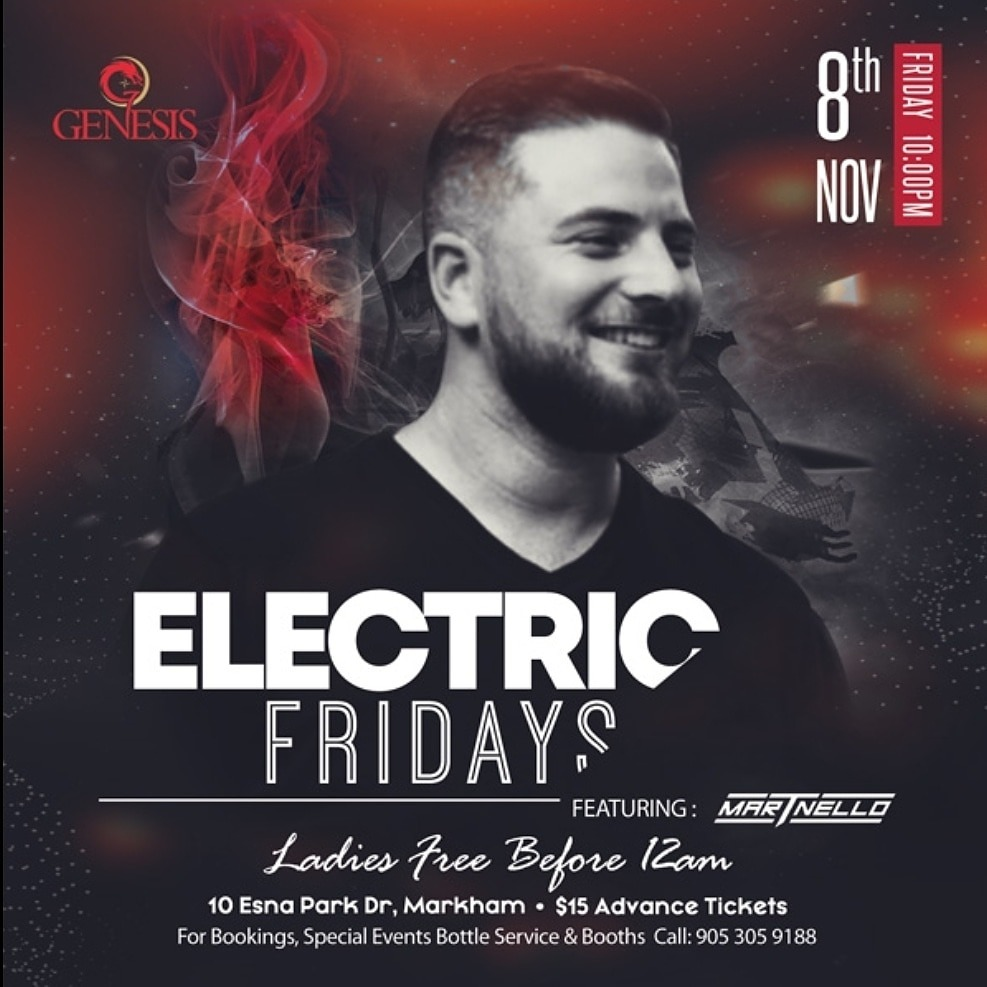 ELECTRIC FRIDAYS