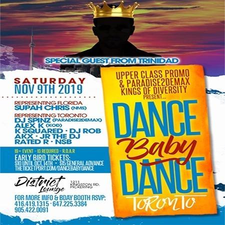 Dance Baby Dance Toronto 2019