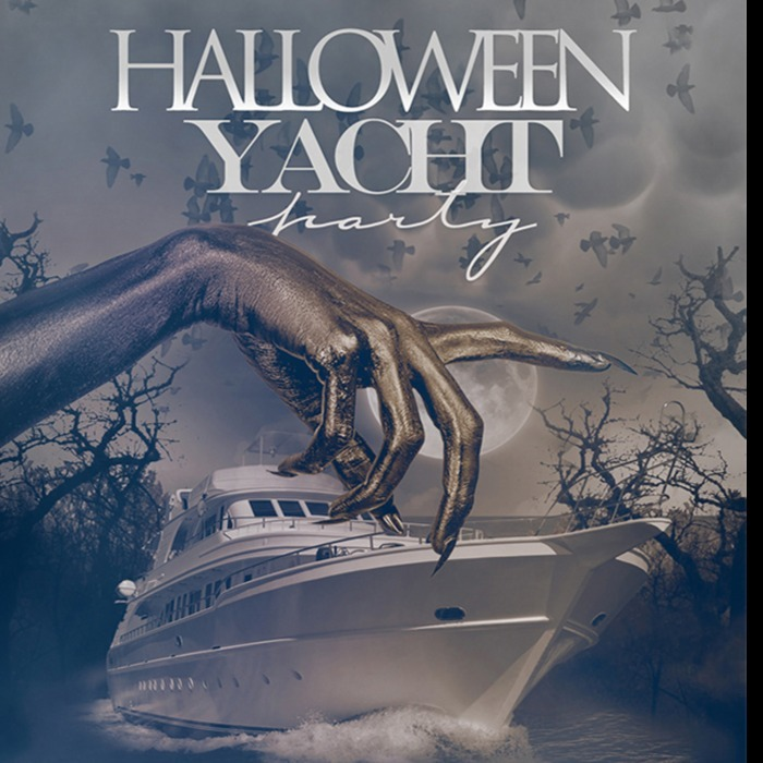 MIAMI NICE 2019 ANNUAL HALLOWEEN YACHT PARTY