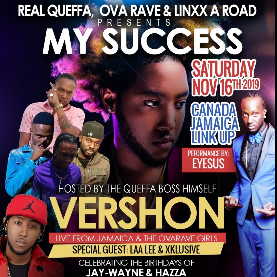 My Success Jamaica + Canada Link Up Hosted By Vershon