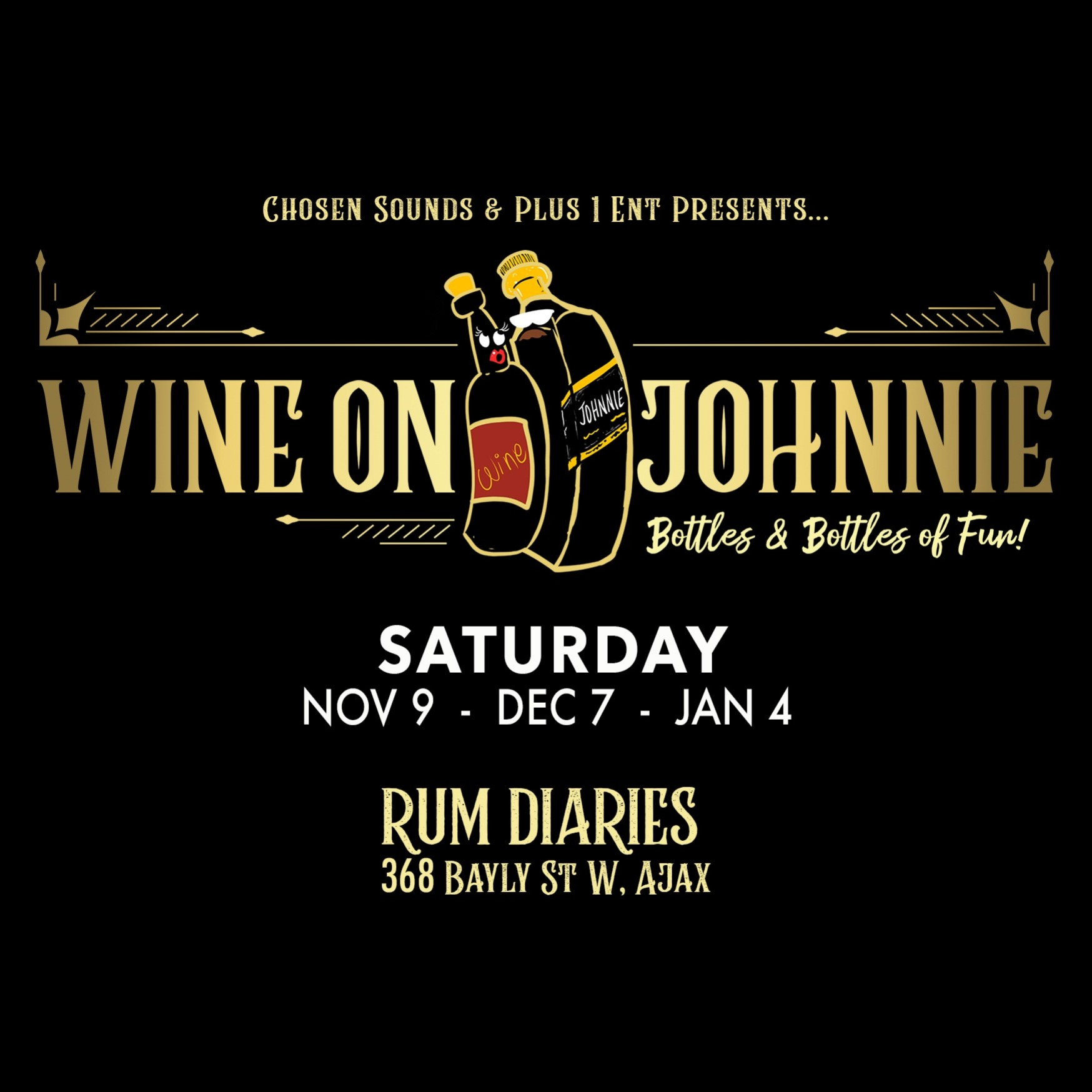 Wine On Johnnie Jan 4th