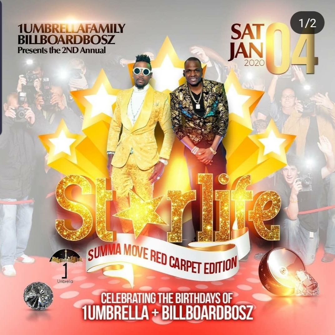 Starlife - Summa Move Red Carpet Edition