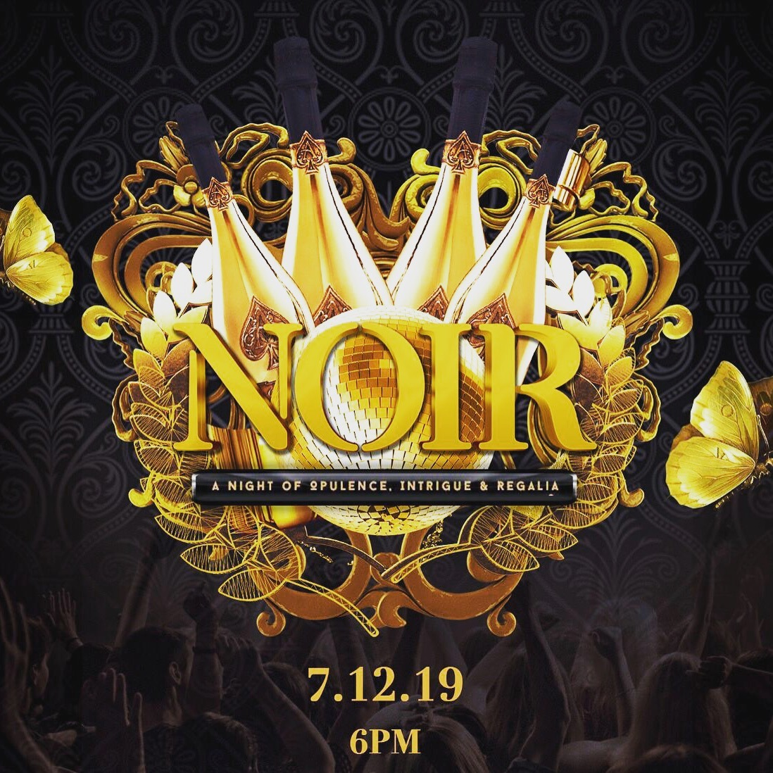 NOIR - Night of Opulence, Intrigue and Regalia