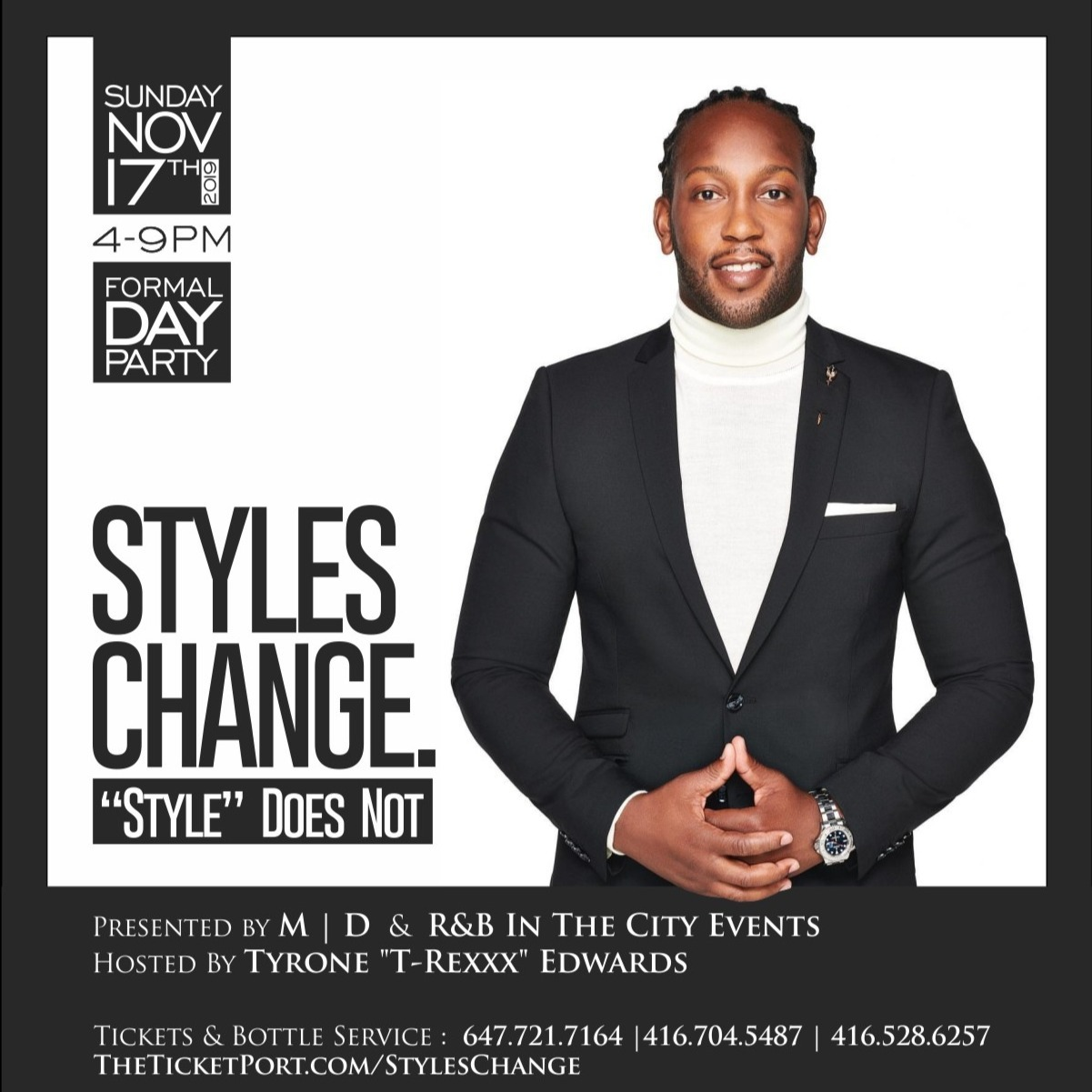 Styles Change Style Does Not