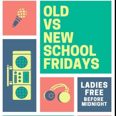 OLD VS NEW SCHOOL FRIDAYS SUGAR DADDYS LIVE G987 W/ DJ RITZ / SLICK VIC