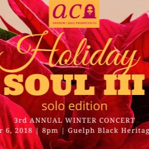 Holiday Soul III - Solo Edition